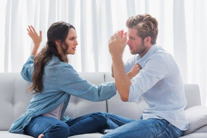 An Abusive Relationship With Wife