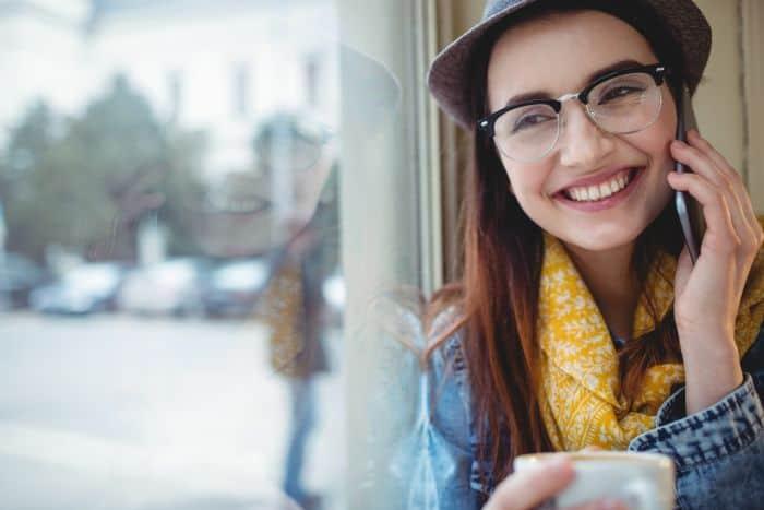 Talking On Call Can Help Strengthen Bonds