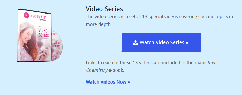 Text Chemistry Video Series