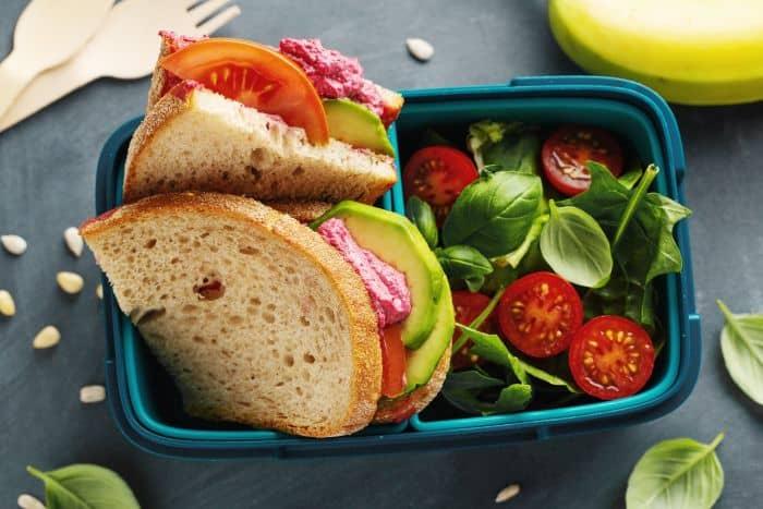 Keep Healthy Snacks Ready