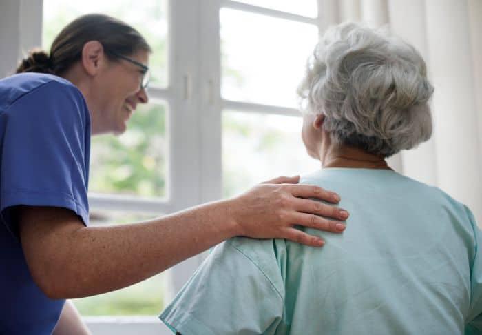 Nurses Are Great Listeners