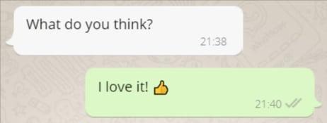 Emoji Plus Text