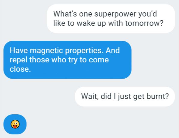 Superpower Text