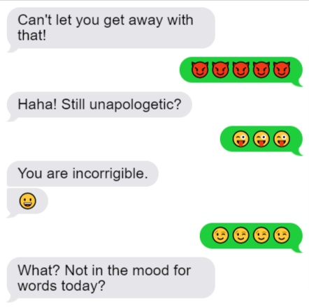Too Many Emojis In Text