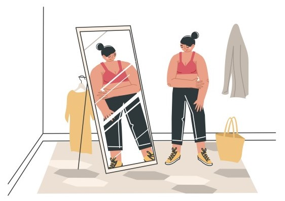 Woman In Self Doubt After Rejection